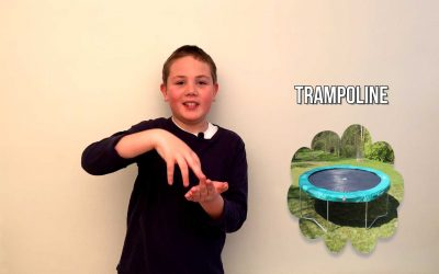 Sign Of The Week – Trampoline