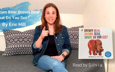 Lámh Story: Brown Bear Brown Bear, by Eric Carle, read with Lámh signs.