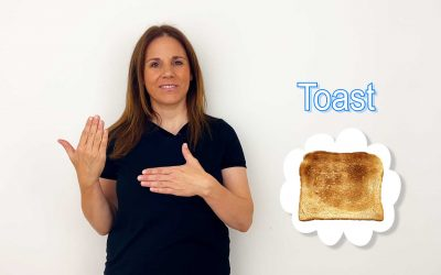 Sign Of The Week – Toast